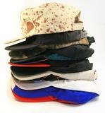 Straw kovbojský klobouk a pracovní rukavice pohled shora fototapeta ... 292aeba081