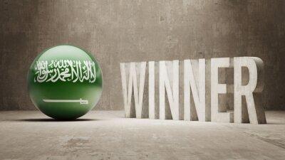 Saudská Arábie. Vítěz Concept.