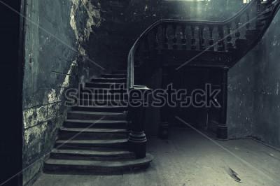 Fototapeta schodiště