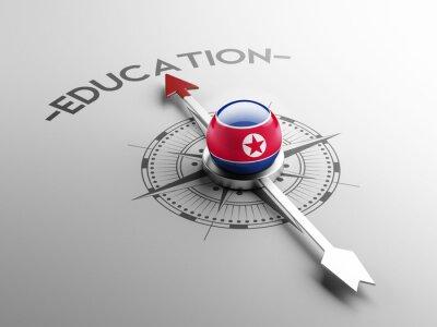 Severní Korea Koncepce vzdělávání