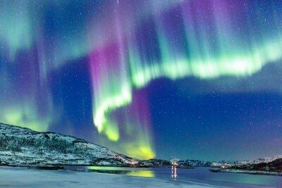 Fototapeta Severní polární záře