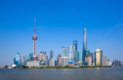 Fototapeta Shanghai