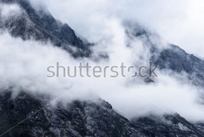 Fototapeta Sichuan Bi Peng příkop přírodní scenérie