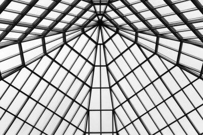 Fototapeta Skleněná střecha