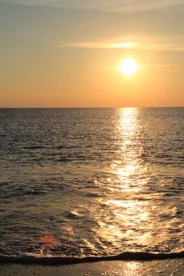 Fototapeta Slunce na moři