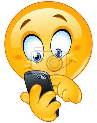 emotikony na telefon