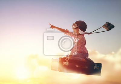 Fototapeta Sny o cestování