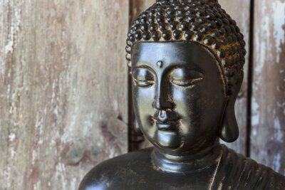 Fototapeta socha bouddha