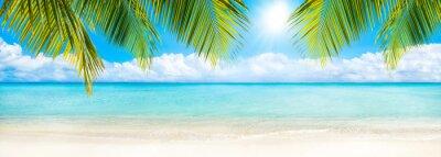 Fototapeta Sommer, Sonne, Strand und Meer als pozadí