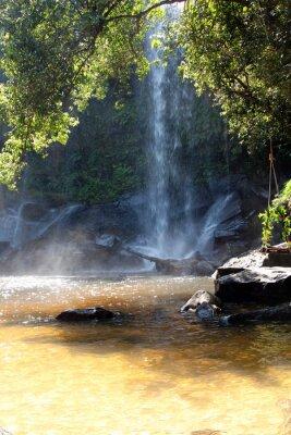 Fototapeta Spadá do území národního parku, Kambodža
