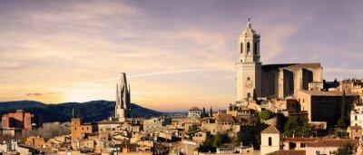 Fototapeta Španělsko - Girona