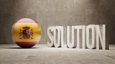 Španělsko. Solution Concept.