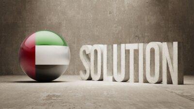 Spojené Arabské Emiráty. Solution Concept.
