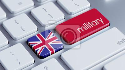Spojené království Military Concept.