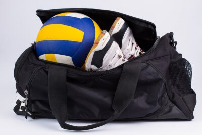 Fototapeta Sportovní taška.