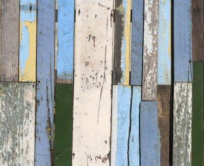 Fototapeta Staré dřevo plot
