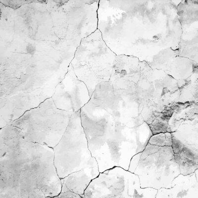 Fototapeta staré popraskané omítky vektoru textury