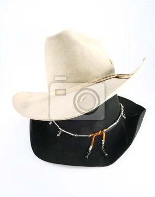 Staré silverbelly a černý klobouk zepředu fototapeta • fototapety ... c3f384a58c