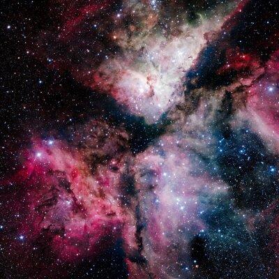 Fototapeta Stars mlhovina v prostoru. Prvky tohoto obrázku zařízený NASA