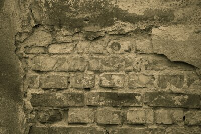 Fototapeta Starý mur