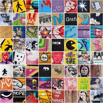 Fototapeta Street Art 7