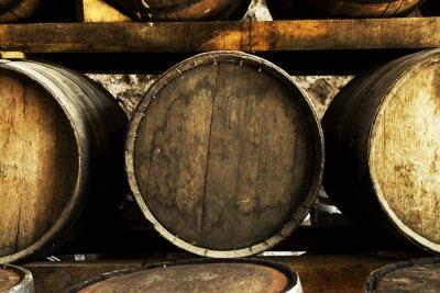 Fototapeta sudy na víno