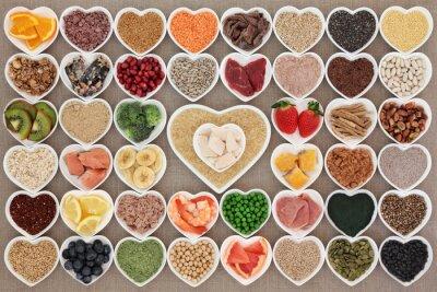 Fototapeta Super Potraviny pro zdravou výživu