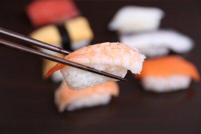 Fototapeta sushi japonské jídlo