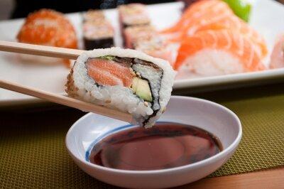 Fototapeta sushis
