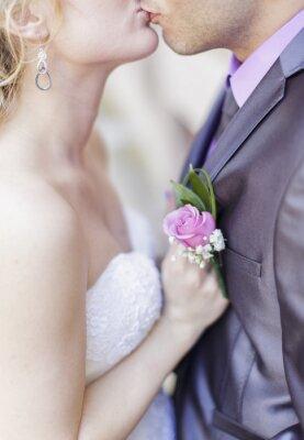 Fototapeta Svatební pár