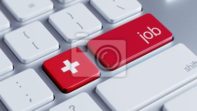 Švýcarsko Concept Job