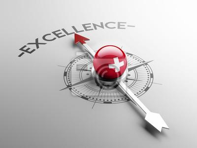 Švýcarsko Excellence Concept