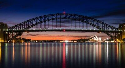 Fototapeta Sydney Harbour na Dawn