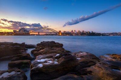 Fototapeta Sydney panorama