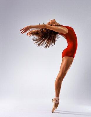 Fototapeta tanečník balerína