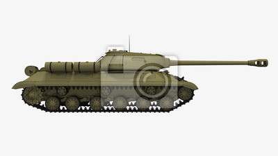 Fototapeta Tank IS-3