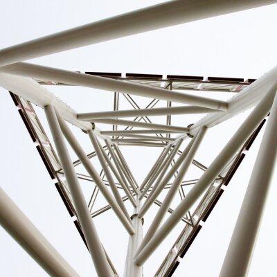 Fototapeta technologie abstraktní struktura
