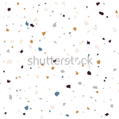 Fototapeta Terrazzo podlahy texturou povrchu moderní abstraktní vzor. Bezproblém bezproblém bezproblém bezproblém bezproblém bezproblém bezproblém bezproblém bezproblém bezproblém bezproblém bezproblém bezproblé