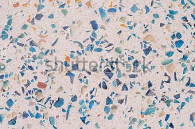 Fototapeta Terrazzo textury pozadí