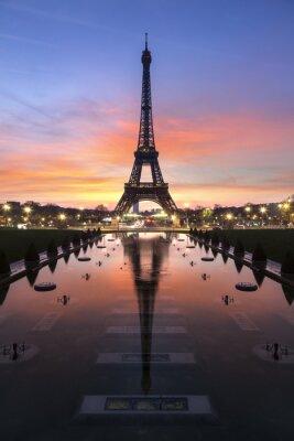 Fototapeta Tour Eiffel Paříž