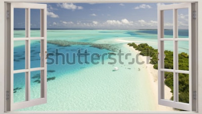 Fototapeta Tropická pláž