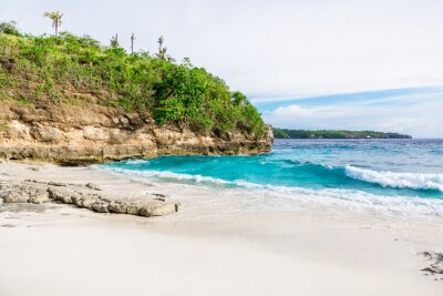 Fototapeta Tropické pláži