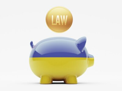 Ukrajina Law Concept