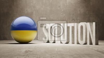 Ukrajiny. Solution Concept.