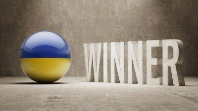 Ukrajiny. Vítěz Concept.