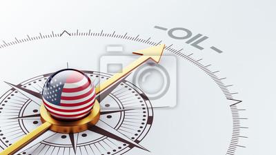 United States Oil Concept