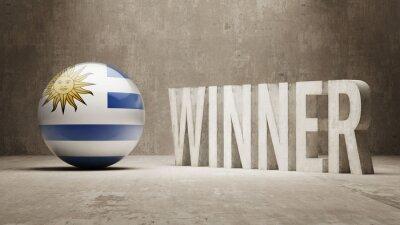 Uruguay. Vítěz Concept.