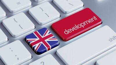 Velká Británie Koncepce rozvoje