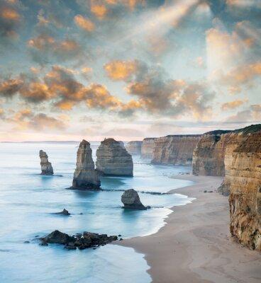 Fototapeta Velkolepost 12 apoštolů, Austrálie