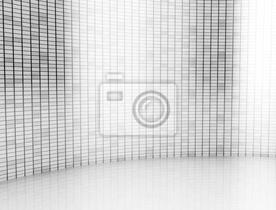 Fototapeta Velký datový displej abstraktní digitální pozadí